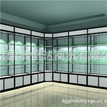 展柜展示柜产品展示柜钛合金玻璃货柜厂家直销专业定制
