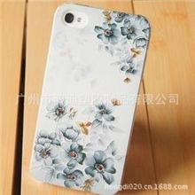 优质喷涂加工苹果5手机保护壳皮革油喷漆喷油