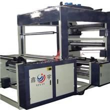 厂家供应两色柔版无纺布印刷机/无纺布印刷机(经济性)