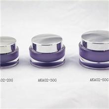 塑料亚克力化妆品包装,膏霜瓶