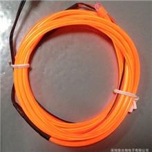 提供批发EL发光线专业生产各种颜色各种直径EL冷光线