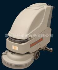 全自动洗地机地下室洗地机进口马达免维护免培训操作