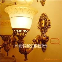 批发供应高档欧式灯青古铜壁灯玻璃灯镜前灯单头壁灯