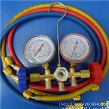 鸿森536C双表,空调,冰箱维修必备工具!附带仿进口3色管
