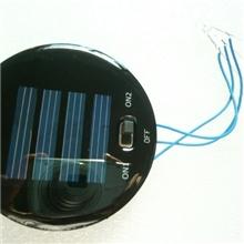 太阳能滴胶板太阳能灯具配件太阳能板阳光罐配件配件