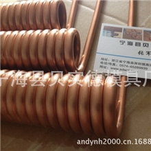 弹簧形弯管,弹簧形盘管,弹簧管,铜盘管