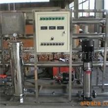 供应2T/H反渗透纯水设备,电镀清洗设备