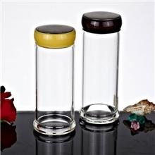 批发选购供应高档炫彩系列水晶玻璃杯双层玻璃杯