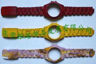 长期供应仿木纹、天然石纹效果手表