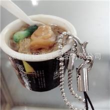 仿真食品-方便面挂件仿真方便面模型方便面手机吊饰