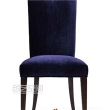 供应新古典家具餐椅欧式家具实木金银箔酒店会所成套家具