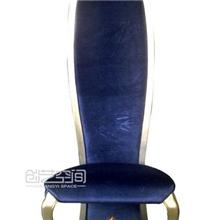 供应新古典家具高背椅女王椅欧式家具金银箔实木家具