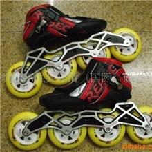 2010韩国款青少年速滑冰鞋(图)