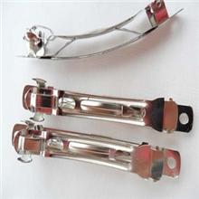 8CM/0.8CM宽三片弹簧夹头饰DIY发饰材料批发,手工卡子发夹/头饰