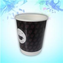 中空杯、纸杯制作、纸杯设计、环保双层纸杯