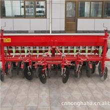 农哈哈16行圆盘式小麦施肥播种机2012