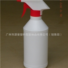 PE500ml塑料瓶、全能水喷雾瓶、清洁剂瓶、广州塑料瓶