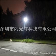 一体化LED太阳能庭院灯小区节能灯花园庭院灯TY-212