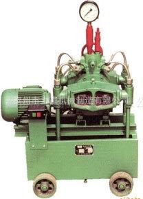 厂家出售电动防爆试压泵4D-SY电动试压泵试压泵电动