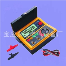 数字兆欧表2500V兆欧表数字绝缘电阻测试表AR915