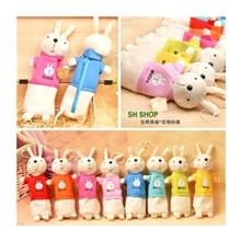 咪兔笔袋日韩国文具盒可爱创意儿童学习用品学生奖品批发1-01