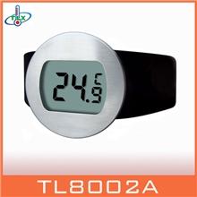 手表式红酒温度表液晶显示温度计红酒温度计厂家电子红酒温度仪表