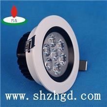 供应LED照明、7W天花灯、LED室内照明、厂家直销LED灯具系列
