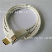 MiniDisplayportMTOHDMIML=1.83M转接线迷你DP转HDMI公