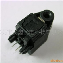 供应插座端子塑料光纤连接器插座母座音频光纤端子
