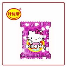 【好优帝】HelloKitty橡皮糖QQ糖喜糖批发厂家直销2.5KG*6包