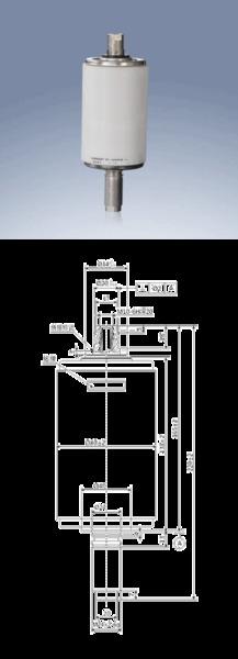 ZW32户外柱上干式断路器用真空灭弧室(201G)