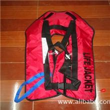 供应充气式救生衣/手动充气救生衣/气涨式救生衣