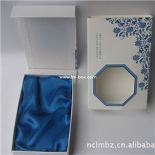 南昌龙门礼品包装厂青花瓷单U盘盒现货礼品盒