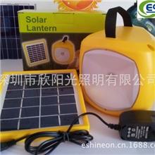 太阳能野营灯LED野营灯太阳能手提灯