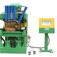 供应工业风扇网罩(风机网罩)6气缸气动排焊机