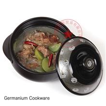韩国砂锅炖锅陶瓷正品煲汤特大带锅盖耐高温美味世家煎药使用煮粥