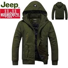 AFSjeep/战地吉普夹克款衣棉服男装韩版修身afsjeep棉衣8855