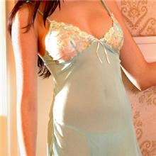 24940正丽专柜正品蕾丝透视短裙情趣内衣