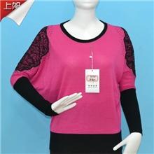 时尚韩版女款针织衫