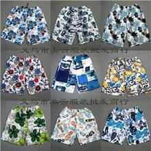 厂家直销夏季优质桃皮绒男士沙滩裤大码休闲运动短裤免费一件代发
