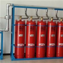 七氟丙烷有管网自动灭火系统