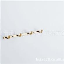 美乐思厂家直销时尚、高档、全铜3034BN排衣钩