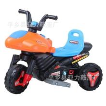 厂家直销飞机头儿童电动摩托车、电动三轮车可带音乐欢迎订购
