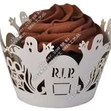 供应蛋糕镂空包装纸/珍珠杯激光加工/耐高温蛋糕垫/订做蛋糕纸
