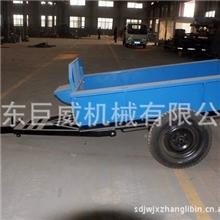 供应1.5吨轻型手扶拖车转向灵活汽车拖车