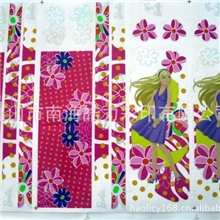 供应彩色防滑贴,防滑砂纸,防滑胶带、不干胶标签、贴纸