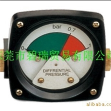 压缩空气过滤器用管路式压差表