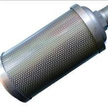 吹瓶机用消音器消声器,隔膜泵用消声器消音器X10