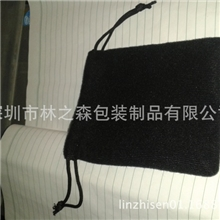 供应天鹅绒布袋束口袋收绳袋绒布袋