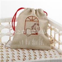 供应棉布袋帆布袋束口袋绒布袋林之森